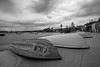 DSC01322 (Damir Govorcin Photography) Tags: boats sky clouds natural light wide angle zeiss 1635mm sony a7rii monochrome blackwhite water watsons bay sydney