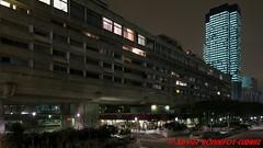 La Defense by night - Residence Vision 80 (soyouz) Tags: fra france geo:lat=4888952224 geo:lon=224578142 geotagged îledefrance ladefense puteaux nuit residencevision80 tourgan 92hautsdeseine francela fr