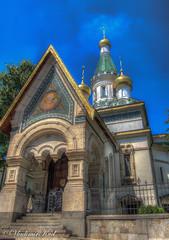 Христос Воскрес! (kud4ipad) Tags: church sofia bulgaria hdr