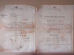 Resposta ao Pedido de informação de População de Lisboa (ACMateus) Tags: antiguidades coleccionismo velharias