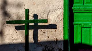 Cruz. 02. Teguise, Lanzarote, enero 2013.