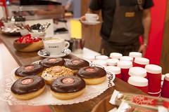 Prolight + Sound 2018 (RIEDEL Communications) Tags: riedel riedelcommunications communications prolight sound frankfurt prolightsound messe donut