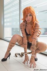Tigra (SandroSebastiani) Tags: cosplay cosplayer romics romicsottobre2017 marvel tigra