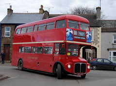 Stagecoach Heritage Routemaster (Hesterjenna Photography) Tags: stagecoachcumbria stagecoach routemaster londonbus londontransport london kendal cumbria smk671f aec busrally bus psv coach parkroyal