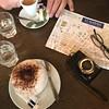 planning (=Mirjam=) Tags: iphone 52in2018challenge coffee café cappuccino paris weekend maart 2018