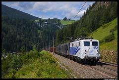 Lokomotion 139 555, St. Jodok 08-08-2017 (Henk Zwoferink) Tags: henk zwoferink lokomotion lomo lm rail rtc railtractioncompany br139 br193 x4e 139 555 st jodok 193 661 662 mrce schroottrein schroot