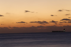 Central Beach, Fort Lauderdale, Florida (Symbiosis) Tags: centralbeach fortlauderdaleflorida atlanticocean beach sunrise browardcounty redskies