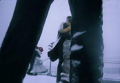 Sculpture Garden 16 (stevensiegel260) Tags: sculpture sculpturegarden statue snow snowstorm blizzard winter dancers newjersey