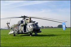 Mil Mi-171Sh (Pavel Vanka) Tags: czechairforce ciaf2006 ciaf czechinternationalairfest lktb brnoturany brno czech czechrepublic airplane plane aircraft airshow spotting spot spotter mil mi171sh mi17 mi8 hip helicopter