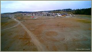 Royal Bay Homes crop circles