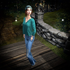 LuceMia - Prism (2018 SAFAS AWARD WINNER - Favorite Blogger -) Tags: prism secondlife sl new fashion casual top jeans shirt sets colors beauty mesh creations blog models lucemia