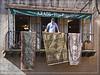 Azadi Fine Rugs (Explored) (Runemaker) Tags: azadi carpet rug tlaquepaque sedona balcony window man arizona