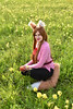 The apple and the wolf (V-Fox Alberti) Tags: anime animecosplay manga model holo wolf cosplay cosplayer nikon apple spice