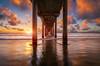 La Jolla Scripps Pier (IzTheViz) Tags: lajolla sandiego scripps pier california sunset glow ilce7r2