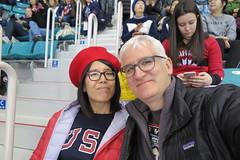IMG_0590 (Mud Boy) Tags: southkorea rok korea republicofkorea olympics winter winterolympicstripwithjoyce winterolympics the2018winterolympics xxiiiolympicwintergames pyeongchang2018 womensicehockeyfinalusawingoldaftershootoutovercanada clay clayturnerhensley clayhensley joyce joyceshu kwandonghockeycentre officiallyknownasthexxiiiolympicwintergameskorean제23회동계올림픽 translitjeisipsamhoedonggyeollimpikandcommonlyknownaspyeongchang2018 wasaninternationalwintermultisporteventheldbetween9and25february2018inpyeongchangcounty gangwonprovince withtheopeningroundsforcertaineventsheldon8february2018 theeveoftheopeningceremony