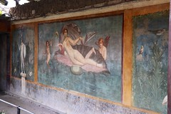 House of Venus in the Shell 1 (Henk Bekker) Tags: campania excavations italy naples pompeii