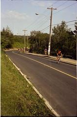 [1982] National Road Cycling Championships Edmonton 009 (wwhhiiisskkas) Tags: 1982 canada canadian national road cycling championships edmonton alberta hawrelak park emily murphy hill saskatchewan drive