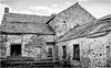 Unthank . (wayman2011) Tags: fujifilm23mmf2 lightroomfujifilmxpro1 wayman2011 bw mono rural farms oldbuildings derelict pennines dales teesdale harwood countydurham uk