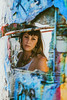Chelsea (JMSF415) Tags: jorgemorenojrphotography sanfranciscoportraitphotographer portrait people chelsea woman nikon nikond3 graffiti art dof bokeh