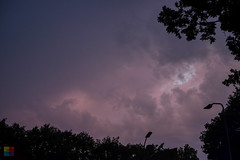 yesterday's sky (v a n d e r l a a n . fotografeert) Tags: 201805271647bewerkt fujixt1 xf35mmf14r bestcolourseverseen clouds colourfull donderslagen kleurig kleurrijk lucht onweer onweersbui rumble thunder weerlicht wolken