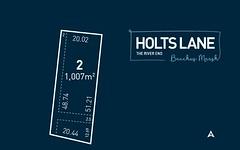 Lot 2 Holts Lane, Bacchus Marsh VIC