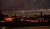 Dawn cloud (OzzRod (on the road again)) Tags: pentax k1 smcpentaxm40mmf28 dawn darkness grey cloud citylights newcastle dailyinapril2018