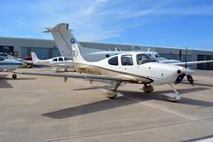 N507KB Cirrus SR-22 EGJB 9/5/18 (David K- IOM Pics) Tags: egjb gci guernsey airport n507kb cirrus sr22