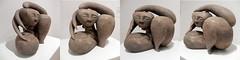 Charles Daudelin (chasdobie) Tags: charlesdaudelin sculpture art gallery display artwork limestone nationalgallery ottawa ontario canada indoor nikon fossils