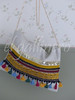 BOLSO AITZIBER (el.gallinero) Tags: bag bolso cosidoamano handmade manualidades artesania regalos fantasía pasamanería