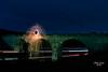 Puente de valverde (CucoRomero) Tags: puente lightpainting night lanadeacero longexpo longexpesure largaexposicion rastro valverde coches