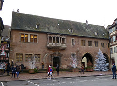 2017.12.27.021 COLMAR (alainmichot93 (Bonjour à tous - Hello everyone)) Tags: 2017 france europe ue alsace basrhin grandest colmar architecture