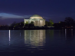 Thomas Jefferson Memorial (brian.swogger) Tags: thomas jeff jefferson memorial sunrise night