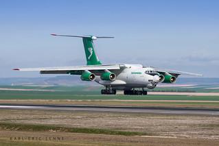 EZ-F427 - Turkmenistan IL-76 | XCR