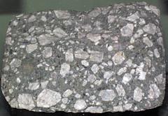 Porphyritic dacite (Clear Creek, Shasta County, California, USA) (James St. John) Tags: dacite porphyritic porphyry clear creek shasta county california volcanic volcanics lava igneous rock rocks