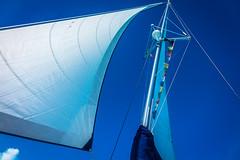 And we sail!