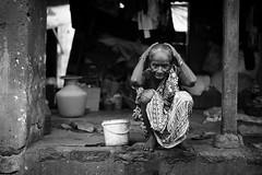 Beauty (shravann93) Tags: nikon nikonasia streetphotography india asia blackandwhite chennai travel