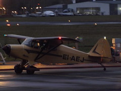 EI-AEJ Piper Clipper 16 Private (Aircaft @ Gloucestershire Airport By James) Tags: gloucestershire airport eiaej piper clipper 16 private egbj james lloyds