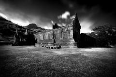 Mountain Temple (fredMin) Tags: black white temple old ruins laos khmer hindu champassak paksé fujifilm xt1 1024