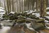 Wasserfall am Brocken 1 (rahe.johannes) Tags: brocken harz sachsenanhalt wasserfall langzeitbelichtung winter winterstimmung schnee steine landschaft wandern wanderung