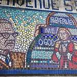 South Avenue 55 Mosaic thumbnail