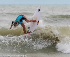 500_5720 (mylesfox) Tags: girl surfer surfing wave board sea ocean