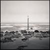 HS-1804-Northsea-0475 (lewis.fotoart) Tags: bwfilm beach hasselblad noordzee slow