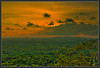 Sunset (Naren_) Tags: sunset sun mountain clouds landscape nature trees horizon twilight dusk evening srilanka canon canon5d