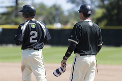 2018 Baseball - San Joaquin Delta at Sierra (April 8, 2018) (davidmoore326) Tags: baseball photo photography image dslr juco community college intercollegiate athletic sport sierra cccaa sjdc san joaquin delta rocklin california unitedstatesofamerica