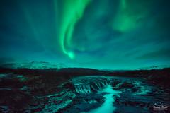 Bruarfoss at night (Iceland) (ric.gayan) Tags: