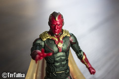 Marvel Legends Vision + Scarlet Witch (2-Pack) (ToyTallica) Tags: marvel marvellegends toysrus toys toyphotography toytallica actionfigures toy toycollecting hasbro hasbropulse scarletwitch vision infinitywar