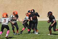 _DSC6301 (zombieduck2010) Tags: 2014 apple valley rattlers youth football victorville cowboys jr pee wee