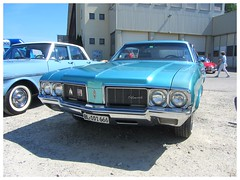 Oldsmobile Cutlass (v8dub) Tags: oldsmobile cutlass schweiz suisse switzerland bleienbach american gm pkw voiture car wagen worldcars auto automobile automotive old oldtimer oldcar klassik classic collector