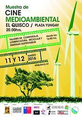 Muesta de cine medioambiental
