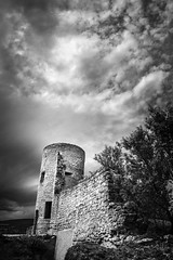 tower in cucuron, provence (jody9) Tags: france provence tower fortress cucuron